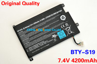 4200mAh31.08WH laptop msi - Original Quality New Laptop Battery for MSI Windpad Tablet w w us Series BTY S19 TA004F TA026F