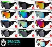 brand sunglasses - AAAA quality factory price New Style Dragon DOMO Sunglasses Driving Sports Cycling Brand Sunglasses Color