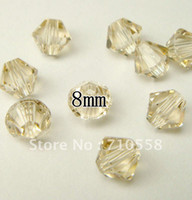 Bead Caps chinese crystal beads - mm Ceylon Topaz Chinese Top Quality Crystal Bicone Beads