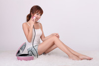 Wholesale mini portable ipl laser permanent hair removal machine acne removal skin care equipment