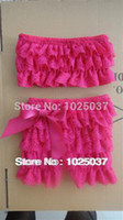Wholesale Hot Sale Summer Lace Girls Bikini Swimwear In Set Kids Top Shorts In Set With Ribbons