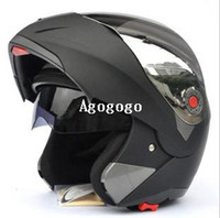 best offer sale - 2014 Special Offer Real Freeshipping Best Sales Safe Motorcycle Helmets Flip Up Helmet E Undrape Face Combination Double Lenses