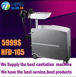 Wholesale Bull King Cavitation khz Multipolar Bipolar Rf Radio Frequency vacuum nm Laser