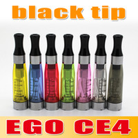 High quality 7 colors Colourful Cartridge eGo CE4 Atomizer f...
