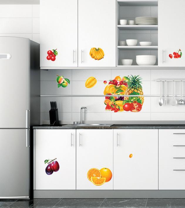Restaurant Kitchen Fridge removable refrigerator restaurant kitchen cabinets fruits and