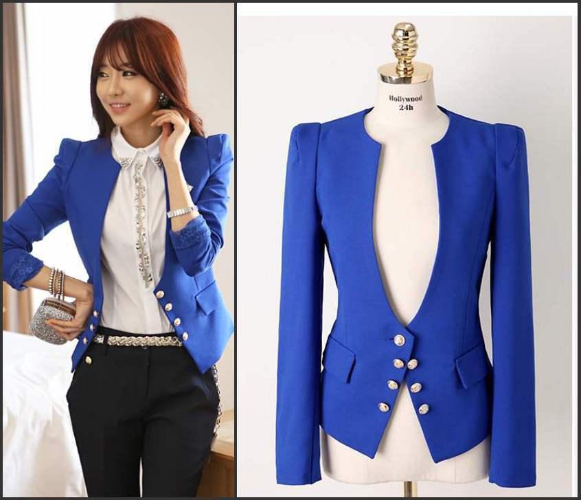 Blazer Womens Jacket