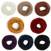 big fashion rings - 2014 new fashion winter warm big cable and pointelle muffler loop Ring scarf scarves
