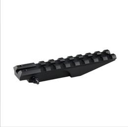Wholesale 5KU AK Rear Rail Mount sight rail fit AK series for airsoft electric gun AEG rifle hunting scope GZ220061
