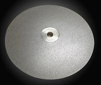 Wholesale 6 quot inch Flat Lap Diamond Polishing Discs for Lapidary polishing Electroplated Diamond discs Laps