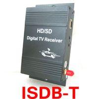 Receivers DVB-S Topcams TV digital brasil isdb-t chile car receiver box 470-806MHZ ISDB-T Brazil one seg Digital TV receiver M-288X Satellite & Cable TV