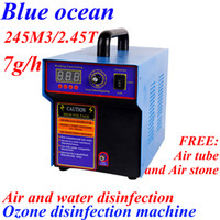 Wholesale BO WB AC90 V HZ g h adjustable ozone machine gjenerator ozonit ozone water purifier Kitchen and toilet deodorization disinfection