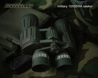 Yes good 10X50 Wholesale-Marine Military army compact 10x50 HIGH POWER BAK 4 PRISM BINOCULARS & CASE CAPS BAG STRAP NEW BIRD WATCHING for hunting camping
