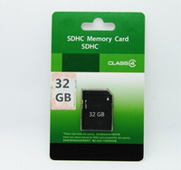 Wholesale 32GB Micro SD Card GB SD SDHC MicroSD TF Memory card adapter fro g tablet goophone Smartphones Free DHL