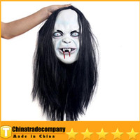 Wholesale Black Party Mask Masquerade Mask Latex Masks Terror Zhen Son Sets Terrorist Mask