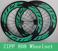 Wholesale 2014 ZIPP Bike Wheels road racing full carbon wheelsets Tubular Clincher full carbon bicycle wheels Wheels set mm carbon bike wheels