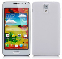 Wholesale Original Mini N900 note Dual Core MTK6572 Smartphone GHz Android quot cell phones unlocked cheap mobile