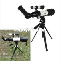 Wholesale Practical mm Aperture Degree Twisting Astronomical Telescope with Three Lens free shiping