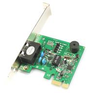 Wholesale PCI E Fax cat K PCI E Modem fax modem card FAX modem inside cat baihuo