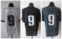 Football wholesale sports jerseys - Men American Football Jersey PHI Jersey Authentic On Field Jerseys Stitched Embroidery Sport Authentic Jersey