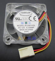 aluminum hard drive cooler - New Original for ASUS EVERFLOW R124010SL MM V A Cooling fan