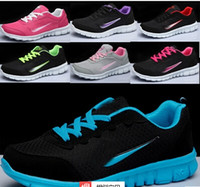 Wholesale Low price wholesal ewoman Sneakers Drop Ship Hot Sale Sports Shoes Casual Shoes Running Shoes Sneakers Breathable mesh casual