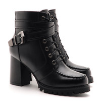 Half Boots Snow Boots Women Discount Martin Boots Ankle Boots Thinner High heeled 4 Seasons Cheap Boots Thick High Heel Boots Womans Martin Boots Trianers Best Sneakers