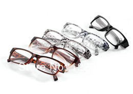 Wholesale new arrivel hotsell high quality classic cheap plastic reading glasses