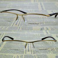 Wholesale Brand Glasses frame oculos de grau myopia Optical prescription leisure eyeglasses men business frame picture frame spring myopia