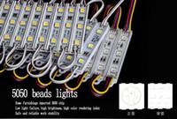 Wholesale 100 x Super Bright SMD RGB LED Module strip light SMD LEDS Light Waterproof V DC