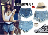 Women Regular Button Fly Low Waist Denim Shorts New Fashion 2014 Summer Spring Sexy Hot Pants Women's Clothing Trousers Shorts Women Ladies Short