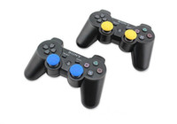 PS4/XBOX Protective Case TPU Silicone Thumb Stick Grip Handle Rocker Skid Protective Case Antislip Hat Cap for Sony PS4 PS3 PlayStation XBOX ONE 360 Game Controller Q3