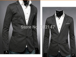 Wholesale New Fashion Slim casual men blazer Designer jacket outerwear Houndstooth splicing Hot Top Mens suit Autumn CZJ226C