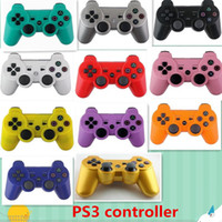 Wireless Controller playstation games - Wireless Bluetooth Game Controller Gamepad for PlayStation PS3 Game Controller Joystick for Android video games colors availiable