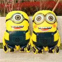 Wholesale Despicable Me balloon inch balloons Minion balloons children party decoration inflatable helium aluminium
