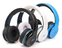 Wholesale Factory new SMS cents headphones headset computer mp3 pluggable cable headset fashion