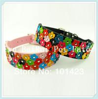 beautiful berry - Berry Moq inch width beautiful leatheroid dog cat pet collars