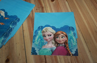 Wholesale Hot selling Anime Cartoon Frozen Fashion postcards Bookmarks Christmas Card Greeting Card Postcard Gift Baby toys