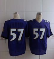 Football Men Short Cheap #57 C.J. Mosley Football Jerseys Top Selling American Football High Quality New Arrival Football Shirt