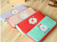 Wholesale Forest south pencil case multifunctional stationery bag stationery the pencil box