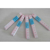 Wholesale GOOD QUALITY Tape ruler Clothing ruler inches ruler