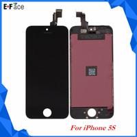 For Apple iPhone lcd screen display - AAA Quality iPhone S LCD Screen Display Touch Screen Digitizer Assembly Free DHL Shipping Q1008