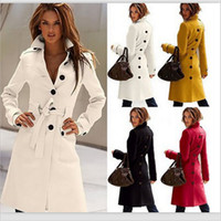 Men Long Single Breasted 2014 New Plus Size European Brand Women's Clothes Black Khaki Grey casacos femininos Long Trench Jackets Outerwear Coat ZD0100