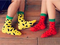 Men Sock Fashion Fashion Stance caramella Ripple Skate thickening Socks for All skateboarders hiphop meias dancer men huf dress Christmas fruit socks