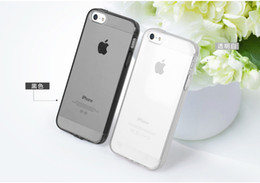 1MM Transparent Clear Tpu Rubber Case For iPhone 5 5s,Flexible Crystal Transparent Tpu Gel Case For iPhone 5 5s 100pcs lot