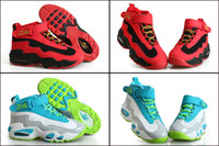 Wholesale 2 Colours New Model High Quality Air Ken Griffey I Men s Basketball Sport Footwear Sneakers Shoes
