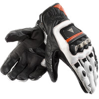 Wholesale Original Guanto Stroke genuine Leather Street Gloves motorcycle motorbike racing gloves color Size M L XL