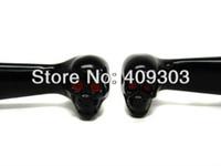 Wholesale High Quality Black Billet Aluminum Skulls Brake Clutch Levers For Harley Davidson