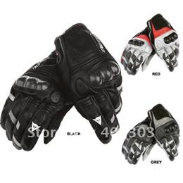 Blaster Leather Street Gloves motorcycle motorbike gloves