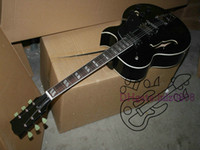 Wholesale Black Classic Jazz Guitar Best High Quality Best High Quality