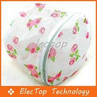 Wholesale Single Nylon Printing Folding Bra Support Wash Bag